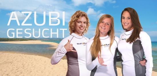 Azubi gesucht - sun+fun sportreisen