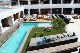 Langebaan - Windtown Lagoon Hotel, am Pool
