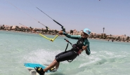El Gouna, Kite-People, Kite Action