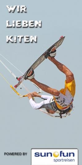 wir lieben kiten - die sun+fun facebook community für Kiter