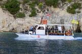 Griechenland, Zakynthos - Nero Sport, Tauchboot