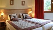 Skisafari Vanoise - Hotel La Tourmaline, Zimmer