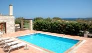 Kreta - Palekastro Villas, Pool