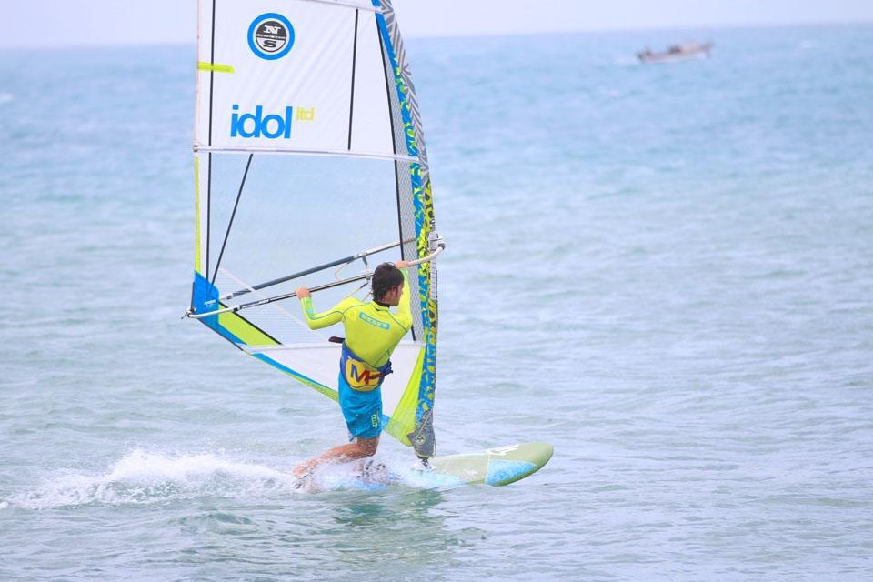 Sal - ION CLUB, Windsurfen