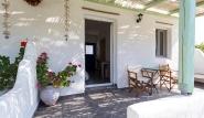 Naxos, Olga Appartements, Terrasse