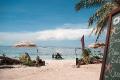Bohol - Oasis Resort, Strand
