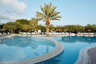 Rhodos Theologos - Alex Beach Hotel, Hauptpool