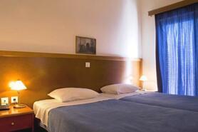 Kreta, Hotel Hiona Holiday, Zimmerbeispiel