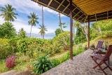 Thalassa Dive Resort Manado, Sea View Hilltop Deluxe Terrasse