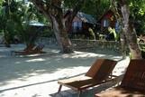 Peleliu - Dolphin Bay Resort, Strand