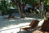 Peleliu - Dolphin Bay Resort, Strand