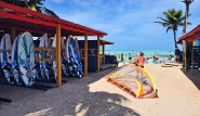 Bonaire - Surfstation Jibe City
