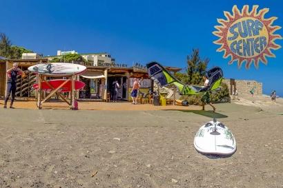 Teneriffa, El Medano, Surfcenter Playa Sur
