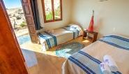 Dakhla Nord - Dakhla Attitude Hotel, Windhunter Camp Bungalow Beispiel
