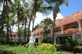 Tobago Coco Reef, Gartenanlage