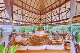 Malediven Angaga Island Resort Rezeption