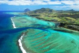 Mauritius Bel Ombre Lagoon