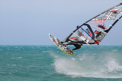El Gouna - Element Windsurf Action
