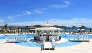 Alacati - Solto Hotel, Poolbereich und Meerblick