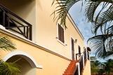 Bonaire, Sonrisa Boutique Hotel, Aussenansicht