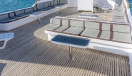 MY Seawolf Felo  Top Deck