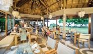 Mauritius - Tamassa, Beach Restaurant