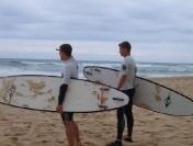 Senior Surf Camp Frankreich - Reisebericht von Daniel