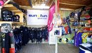 Limnos - Surf Club Keros, Kite Station