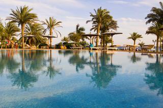 Dahab - Tirana Dahab Resort, Pool