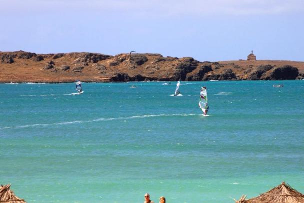 Boa Vista, Planet Allsports, Wasser Action