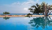 Jericoacoara - Hotel Essenza, Pool mit Meerblick
