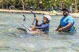 Mauritius Bel Ombre - KiteGlobing Center, Anfängerschulung