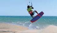 Dakhla Nord - ION CLUB, Kite Jump Düne