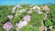 Cebu Dolphin House, Luftaufnahme