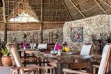 Zanzibar - Sunshine Marine Lodge,  Restaurant