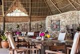 Zanzibar - Sunshine Marine Lodge,  Restaurant