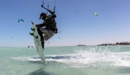 El Gouna, Kite-People, Kite Action2
