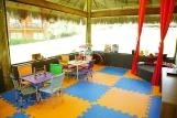 Macapá - Carnaubinha, Spielbereich für Kinder