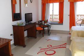 Hamata  - Berenice Resort, Zimmerbeispiel