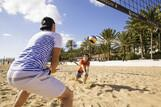 Fuerteventura - ROBINSON Club Jandia Playa,Beachvolleyball Match