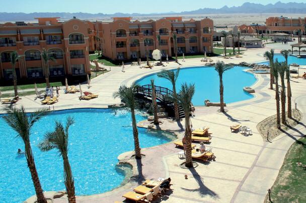 Abu Soma - Caribbean World, Pool