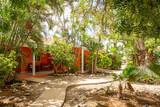 Bonaire - Tropical Inn, tropischer Garten