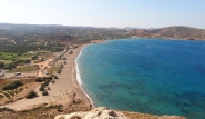 Kreta Freak Windsurf Station, Bucht