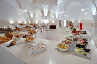 El Gouna - Mosaique Hotel, Frühstücksbuffet