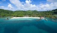 Palau - Pacific Resort, Luftansicht