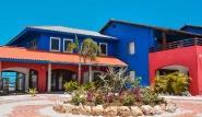 Bonaire - Sorobon Apartments, Eingangsbereich