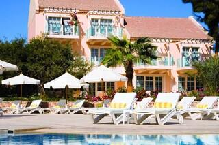 El Gouna, Mövenpick Resort & Spa, Relaxen am Pool