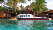 Kalimantan - Derawan Dive Lodge, Tasik Divers