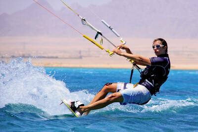 Soma Bay - Kite Action
