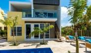 Bonaire - Delfins Beach Resort, Villa mit Pool